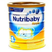 Nutribaby Royal Tahap 1 & Tahap 2 800gr