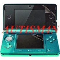 Screen Guard 3DS (Full Frame Top + Bottom)