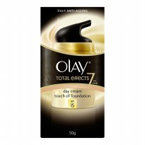 Olay Total Effect Day Foundation Spf15 50gr