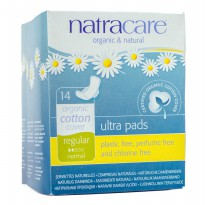 Natracare Ultra Regular Wing 14s (Isi 14)