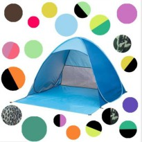 Tenda Camping Buka Otomatis Tenda Beach shade tenda anak kado toys praktis import best seller
