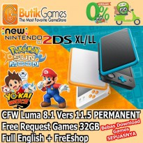 New Nintendo 2DS LL/XL CFW Permanent