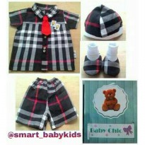 BAJU BABY FASHION (BABY BOY FASHION GIFTSET)