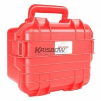 PROTECTIVE CASE 30X24X21CM RED KRISBOW 10102567