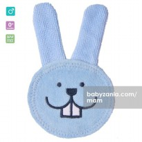 MAM Oral Care Rabbit 0m+ - Blue