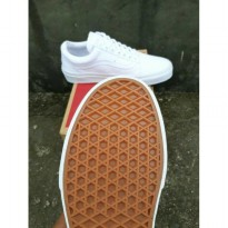Premium Quality Made In China Import Vans Old Skool True All White SDW:007993