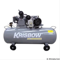 COMPRESSOR 7.5HP 420L 12BAR 380V 3PH KRISBOW 10029565