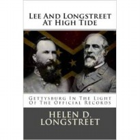 Lee and Longstreet at High Tide