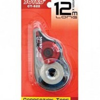 Correction Tape Joyko type 12 M, CT522 1 dus isi 12 pcs