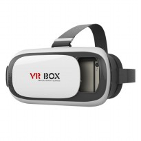 VR BOX 3D 2 Virtual Reality Smartphone - White