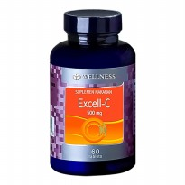 Wellness Excell C 500mg 60s