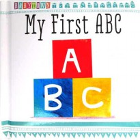 [Hellopandabooks] Babytown My First ABC Board Book