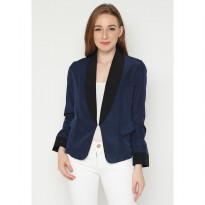 Mobile Power Ladies Blazzer  - Navy AG50031