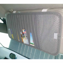 Dompet CD DVD / Organizer Car Bag / Sun Visor Interior Mobil