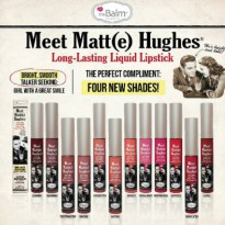 The Balm Meet Matte Huges Long Lasting Liquid Lipstick