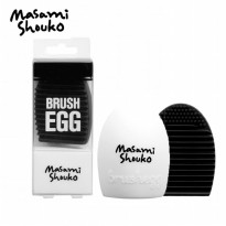 MASAMI SHOUKO BRUSH EGG BLACK/WHITE
