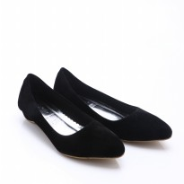 Dr.Kevin Suede Shoes 4355 Black