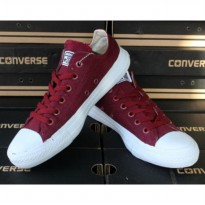 Sepatu All Star Sneakers FreeStyle Unisex - MAROON
