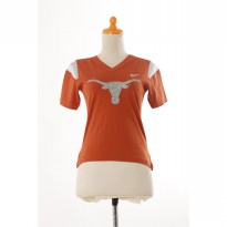 Nike Women's Texas Longhorn Fans Short Sleeve