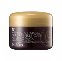 Mizon Snail Wrinkle Care Sleeping Pack - Night Cream -80ml