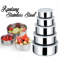 RANTANG STAINLESS ISI 5