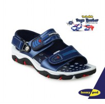 HOMYPED CAPTAIN 02 SANDAL GUNUNG ANAK NAVY