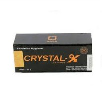 Crystal X Original NASA Atasi Keputihan Buy 3 Free 1