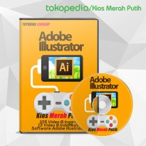 Video Tutorial Mahir Adobe Illustrator   Bonus Berlimpa