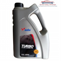 Win Turbo Diesel Engine Oil 15w-40 - Oli Mobil Diesel 5 Liter Original