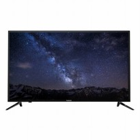 Changhong 40E2000 LED TV 40 Inch [HD Ready/USB Movie/Black] + Free Pengiriman JABODETABEK