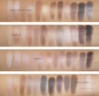 Urban Decay Naked Smoky (ORIGINAL)