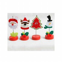 HO1358W - Christmas Decoration Clip Note