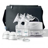 Philips Avent Comfort Twin Double Electric Breast Pump