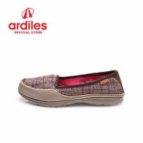 Neox by  Ardiles Women Candelle Sepatu Slip On Ungu