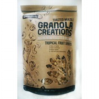 Granola Creation Tropical Fruits & Nuts