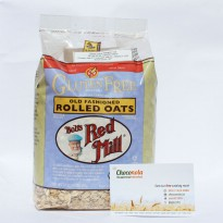 Gluten Free Rolled Oats (BRM Oat 907) Bob Bob's Red Mill