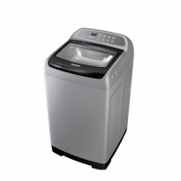 Samsung WA85H4000HA Mesin Cuci 8,5 Kg with Active Dual Wash, Wobble Technology and Diamond Drum