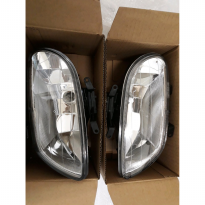 ACCENT VERNA 2001 2002 1 SET FOGLAMP LAMPU KABUT