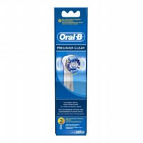 (Best Seller) Oral B Precision Clean Brush Heads (refill) - isi 2