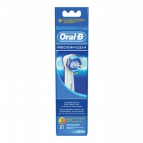 [Sale] Oral B Precision Clean Brush Heads (refill) - isi 3