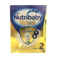 Nutribaby Royal Tahap 2 Box 800gr