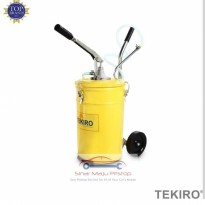 TEKIRO Hand Oil Pump - Pompa Oli Manual Drum 20 Liter Original Made In Japan