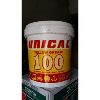 UNICAL Yellow Chemical Multi Purpose Automotive Grease - Gemuk Pelumas Original