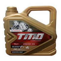 Toyota Motor Oil TMO 0W-20 SN GF-5 - Oli Pelumas Mobil Full Synthetic Original