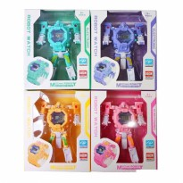 SERI JAM TANGAN TRANSFORMER ROBOT WATCH