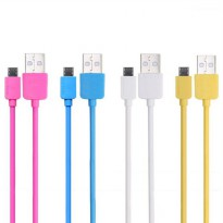 Kabel Data / Kabel Powerbank 20cm - Warna Random