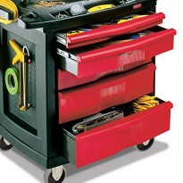 [macyskorea] Rubbermaid Commercial Products Rubbermaid 773488 5-Drawer Mobile Work Center/9570738