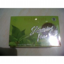 [Mustika Ratu] Slimming Tea Double Strength - Honey & Lime Double Strength