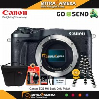 Canon Eos M6 Body Only Paket