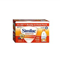 [poledit] Abbott Similac Sensitive for Fussiness and Gas, Ready to Feed, 8 Count (T2)/12378573